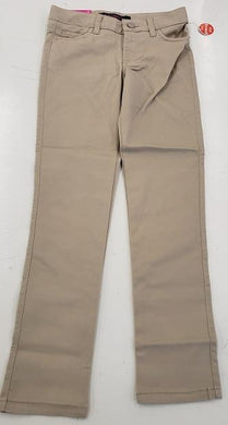 GIRLS 5 POCKET PANT (MIDDLE SCHOOL ONLY)