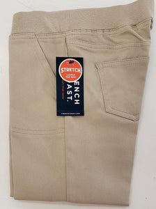 GIRLS PULL-ON PANT (MIDDLE SCHOOL ONLY)