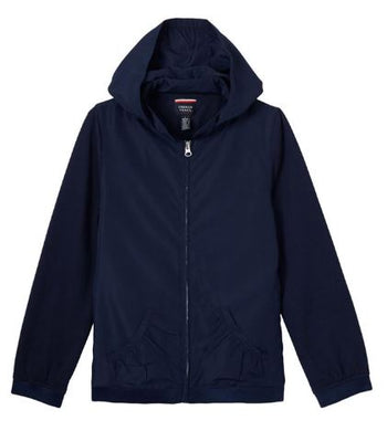 GIRLS HIDDEN HOOD JACKET