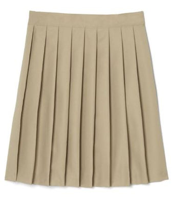 GIRLS PLEATED SKIRT (MIDDLE SCHOOL ONLY)
