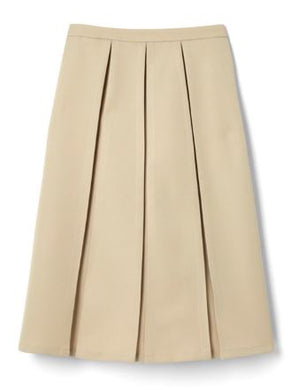 GIRLS PLEATED FLARE SKIRT