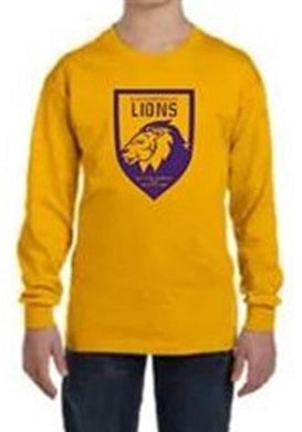 UNISEX YOUTH LONG SLEEVE SPIRIT SHIRT (2ND - 4TH ONLY)
