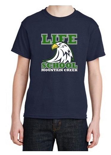YOUTH FRIDAY SHIRT - LIFE MOUNTAIN CREEK