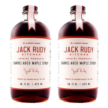 Barrel-Aged Maple Syrup  (2-Pack)