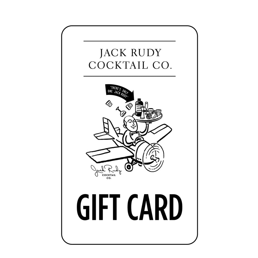 Jack Rudy Gift Card