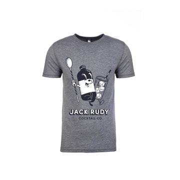 Jack Rudy Bottle T-Shirt