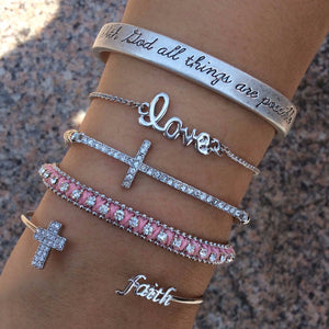 LOVE FAITH STACK