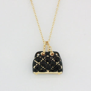 Purse Necklace