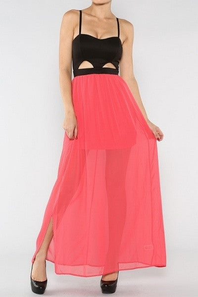 Cut out Maxi