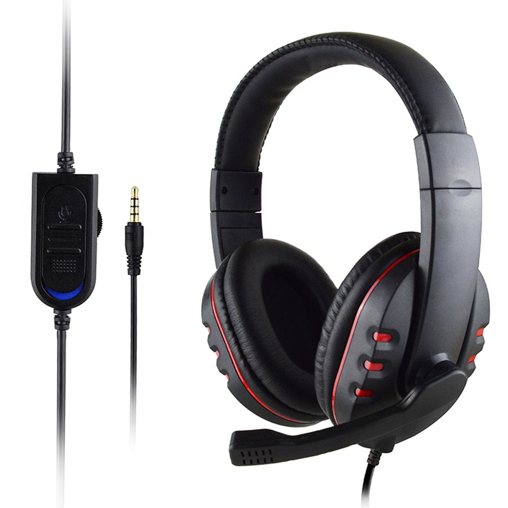 PS4/Xbox One/Switch gaming Headset Wired with Microphone