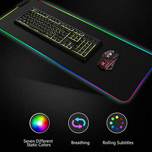 Lumiloot RGB XL Mouse Pad