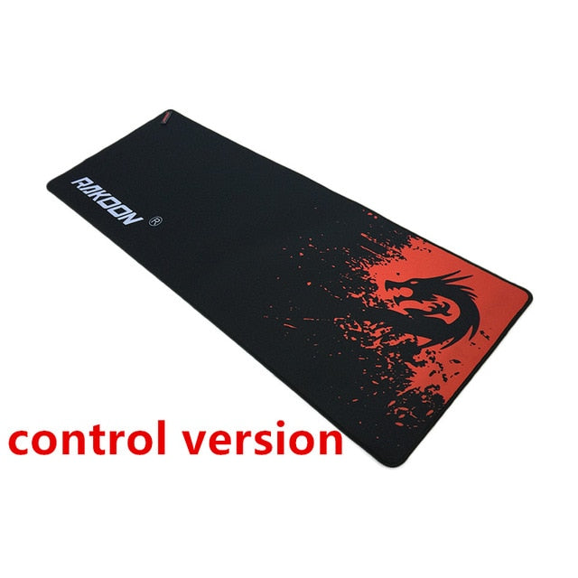 Lion & Dragon Gaming Mouse Pad