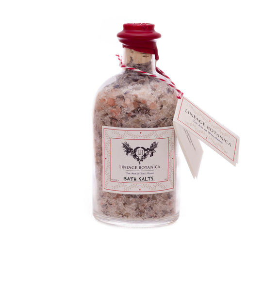Bath Salts: Lavender - Vegan - Organic