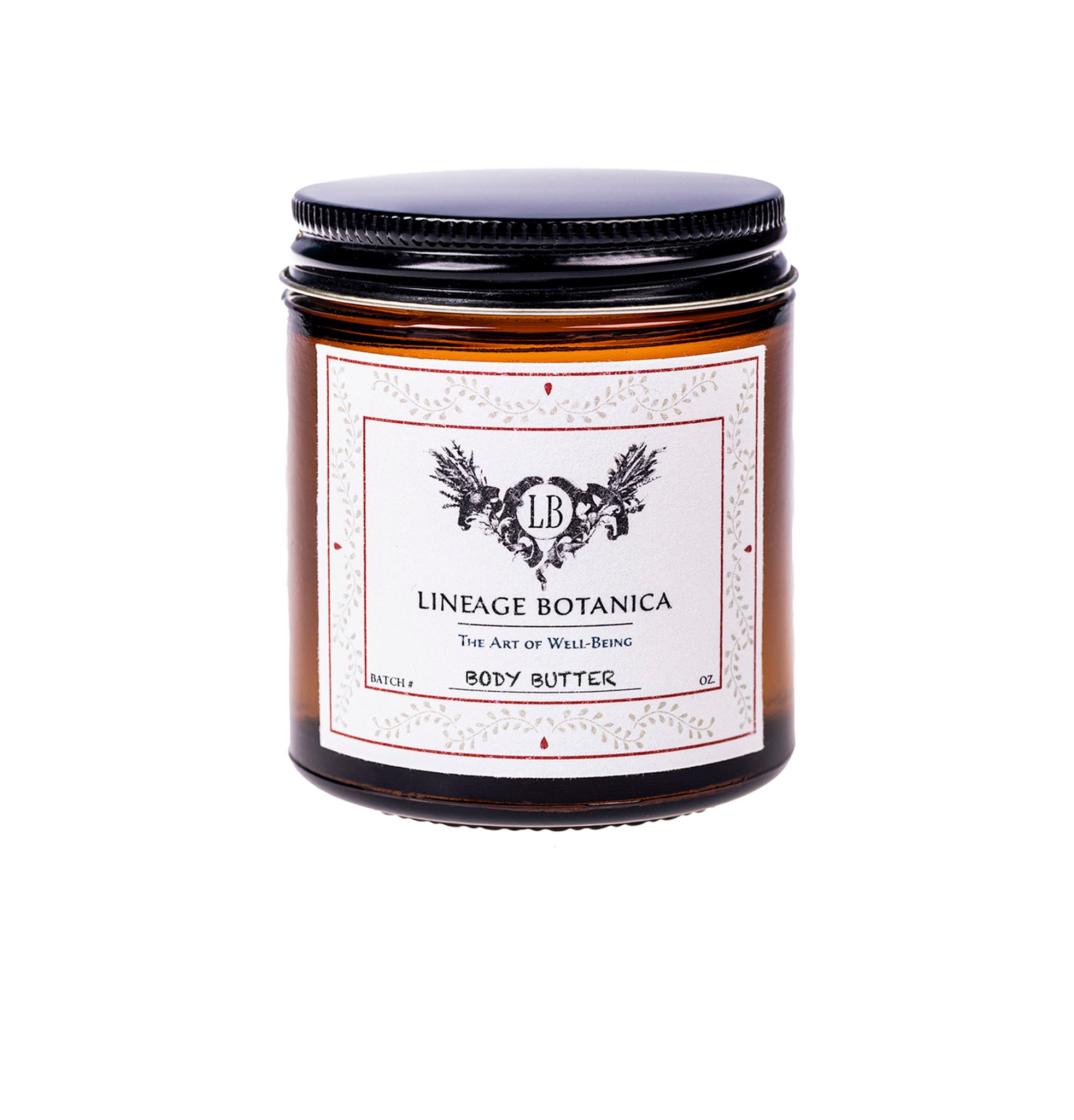 Body Butter: Vegan - Organic A3015