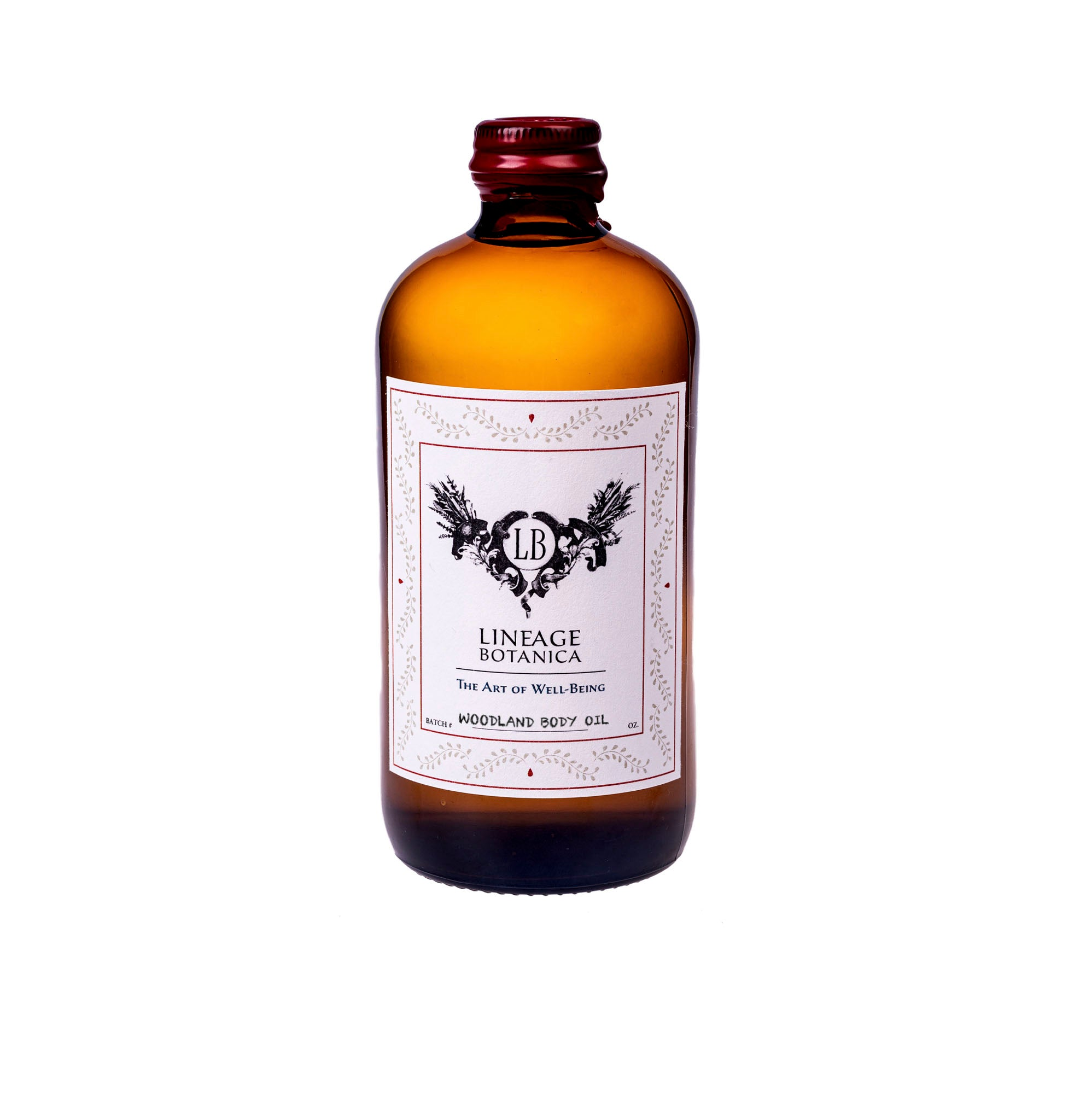 Body Oil: Woodland - Vegan - Organic A3005