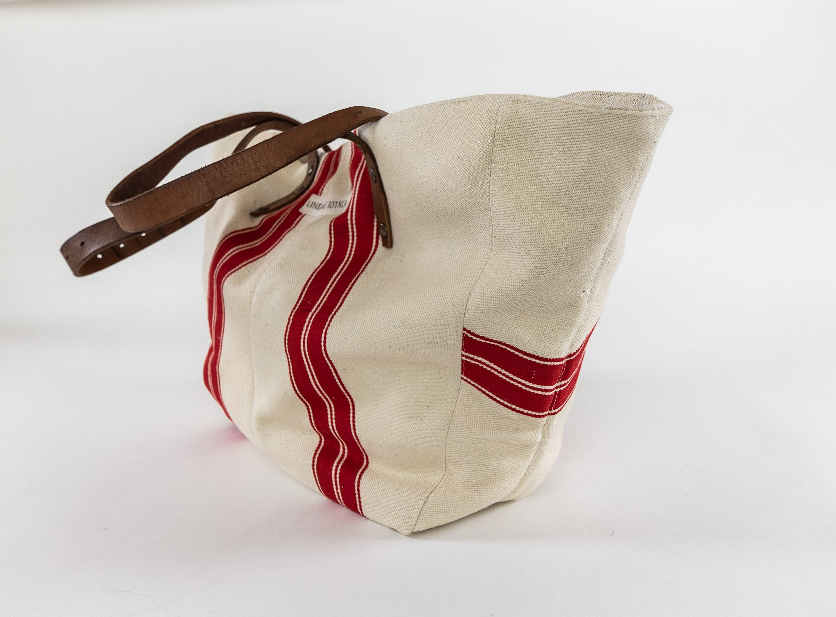 Bag: Handwoven antique Hungarian hemp - BG130