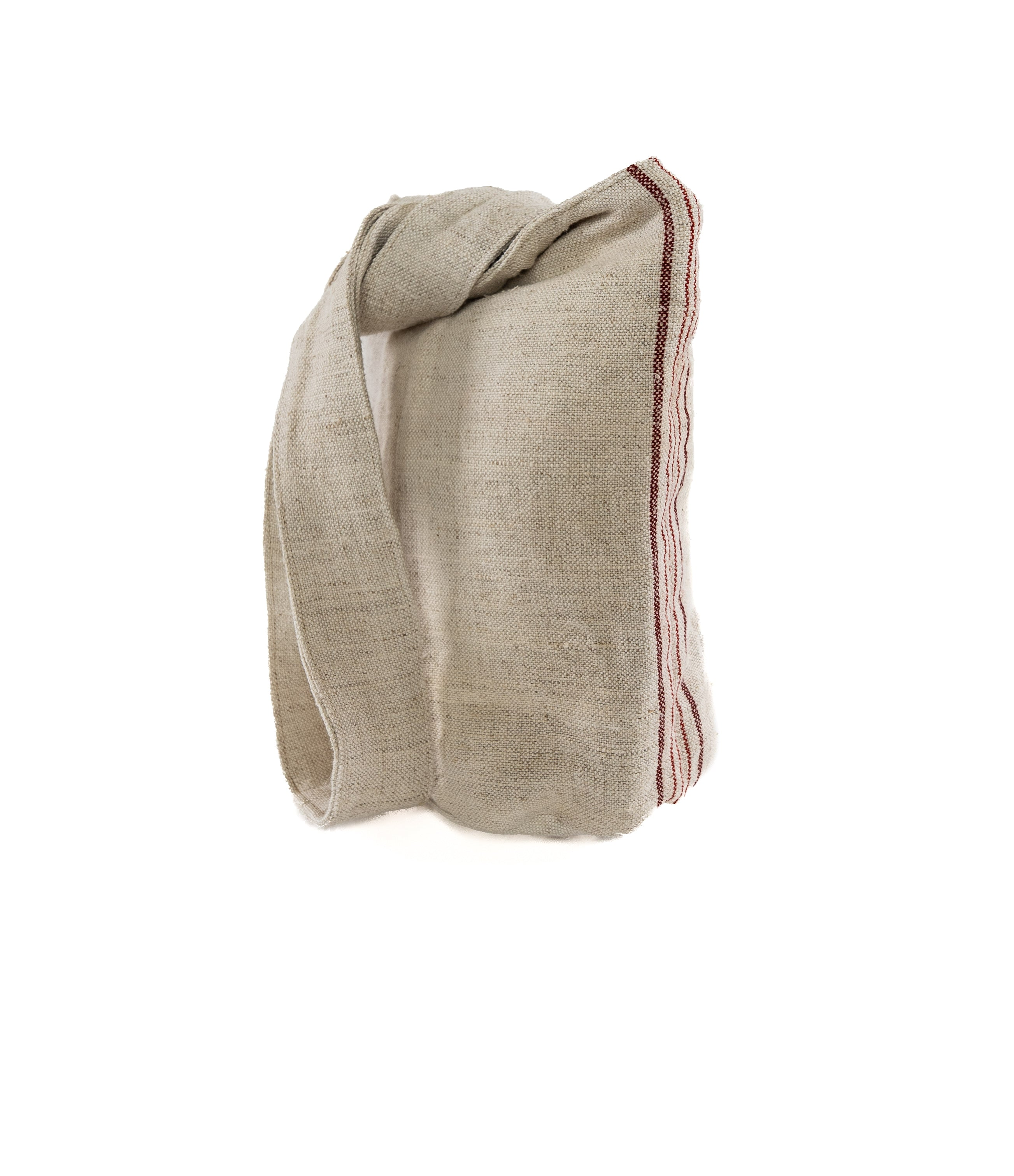 Bag: Handwoven antique Hungarian hemp - BG15