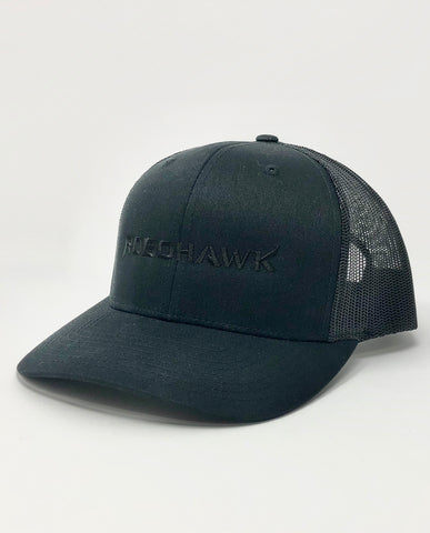 Trucker Hat - Blackout- Limited Edition