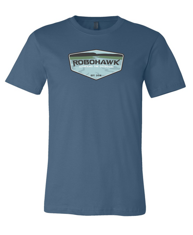 Robohawk Badge T-Shirt