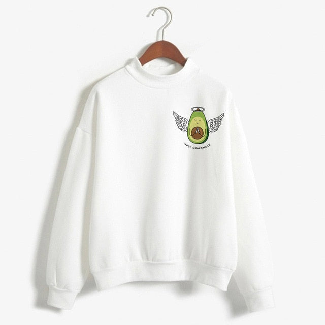 Pullover Avocado Sweatshirt