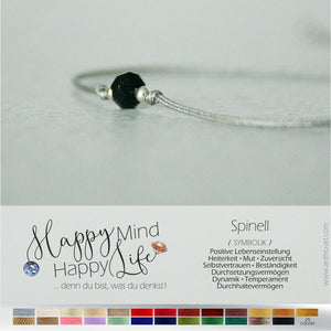 "Armband ""Spinell"" mit Bedeutung"