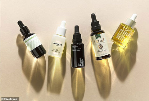 BEAUTY: Why I've fallen back in love with facial oils