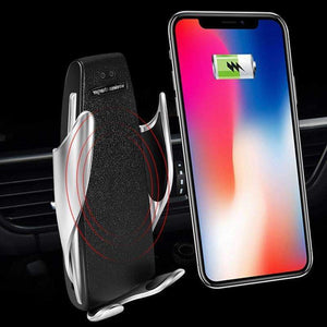 Automatic Clamping Wireless Car Mount Charger