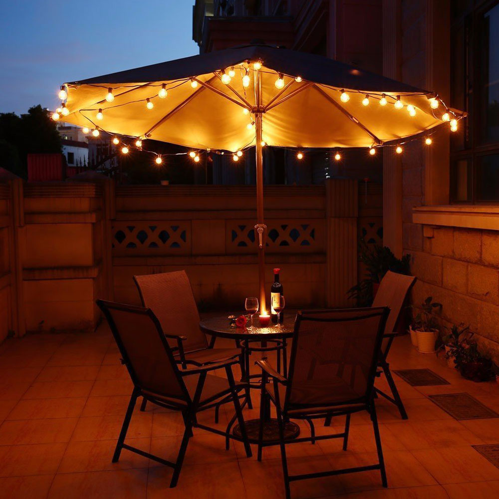 Indoor/Outdoor Vintage String Lights