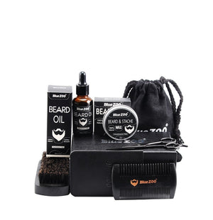 Beard Grooming Set- 8pcs