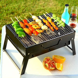 Outdoor Portable Charcoal BBQ Grill