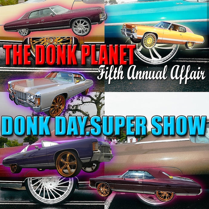 Donk Day Super Show
