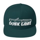 Donk Game Convertible Snapback Hat