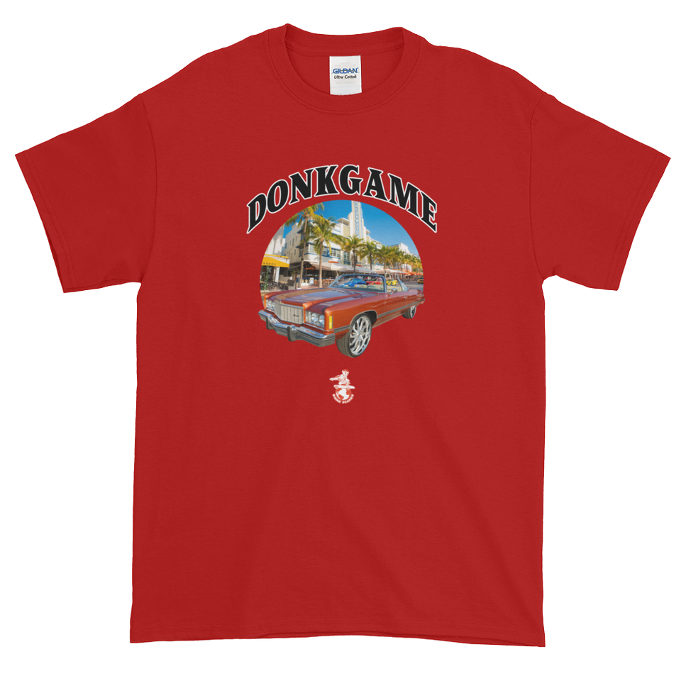 Donk Game III T-Shirt