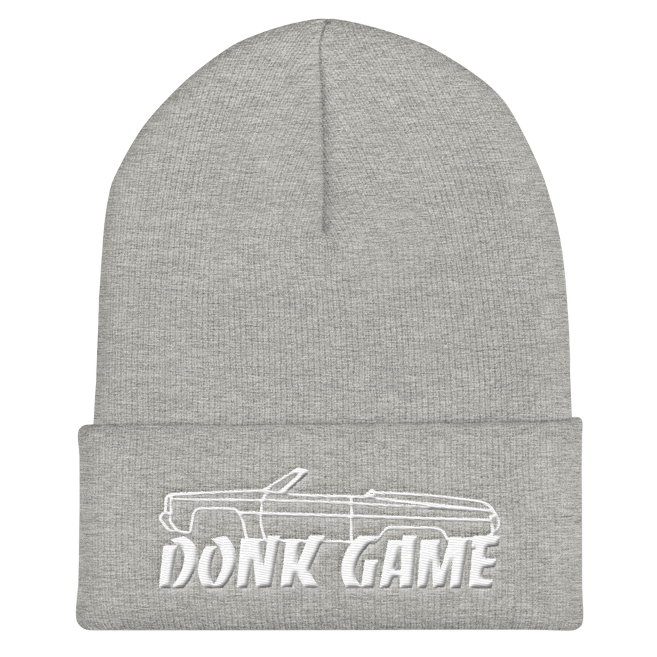 Donk Game Convertible Beanie