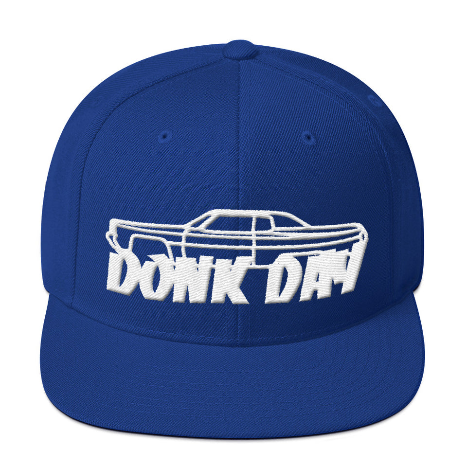 Donk Day Snapback Hat
