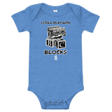 I Still Play With Blocks Onesie