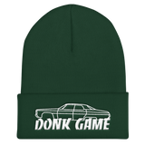Donk Game 4 Door Beanie
