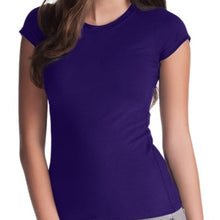 Load image into Gallery viewer, Womens Bamboo Stretch Tshirt