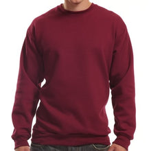 Load image into Gallery viewer, Unisex Crewneck Fleece Sweater