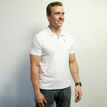 Load image into Gallery viewer, Men's Bamboo Stretch Polo