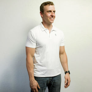 Men's Bamboo Stretch Polo