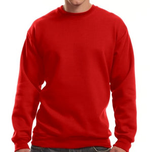 Unisex Crewneck Fleece Sweater