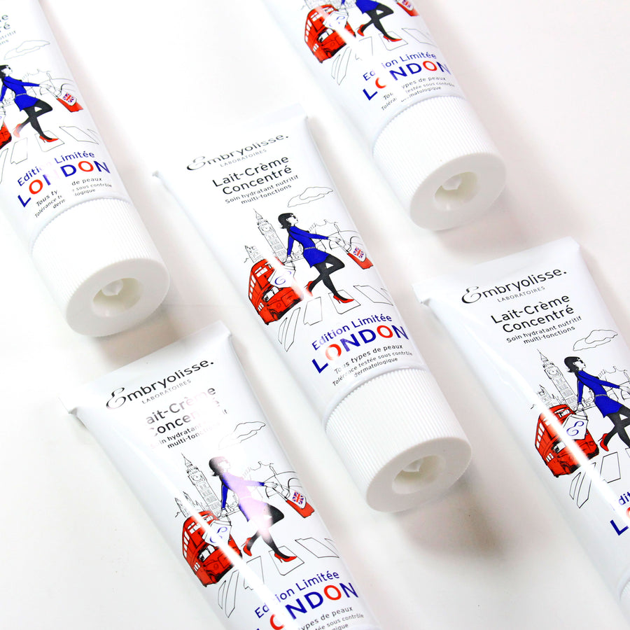 Lait-Crème Concentré Limited Edition LONDON