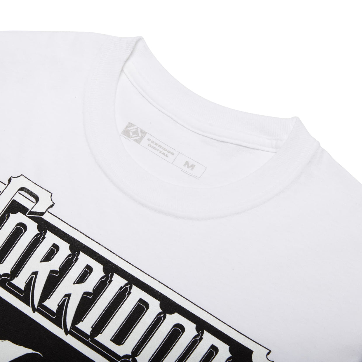 Corridor 'Castlevania' Reflective & Glow In The Dark Long Sleeve Tee - LIMITED EDITION