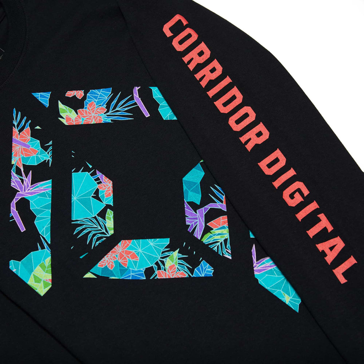 CD Geo Long Sleeve T-Shirt