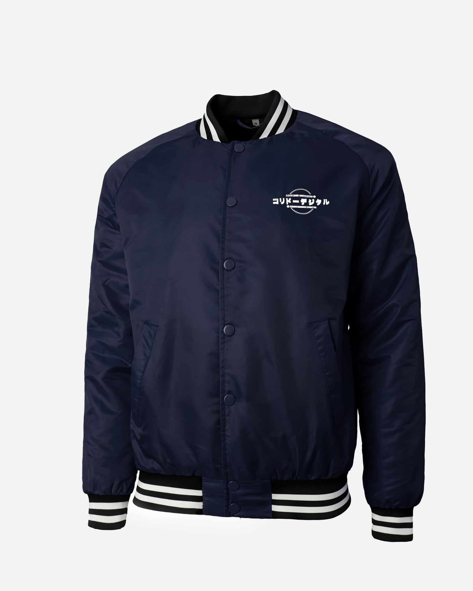 Corridor Baseball Coaches Jacket