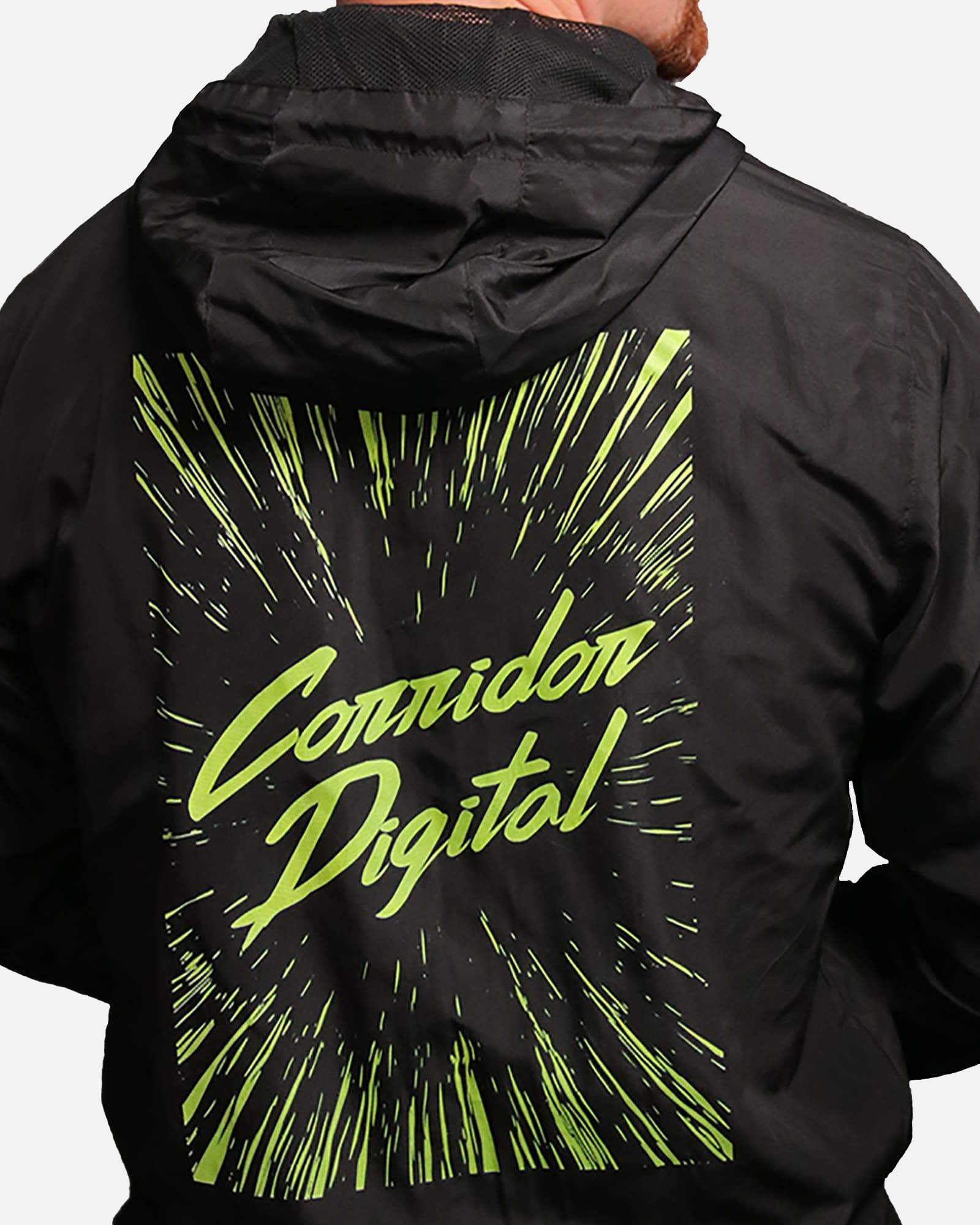 Corridor Lightweight Windbreaker Jacket
