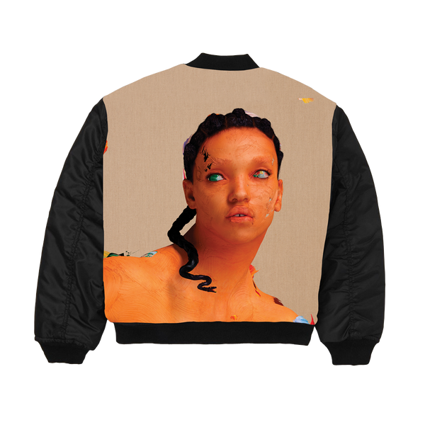 MAGDALENE creature of desire bomber jacket