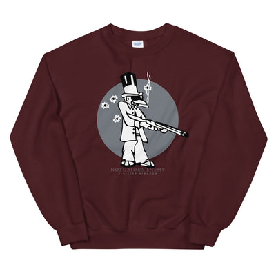Notorious Enemy Sweatshirt
