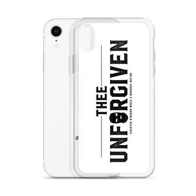 THEE UNFORGIVEN iPhone Case